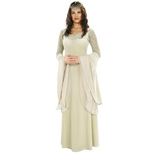 Lord of the Rings Queen Arwen deluxe kostuum dames