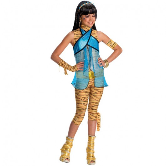 Monster High Cleo de Nile kostuum kind
