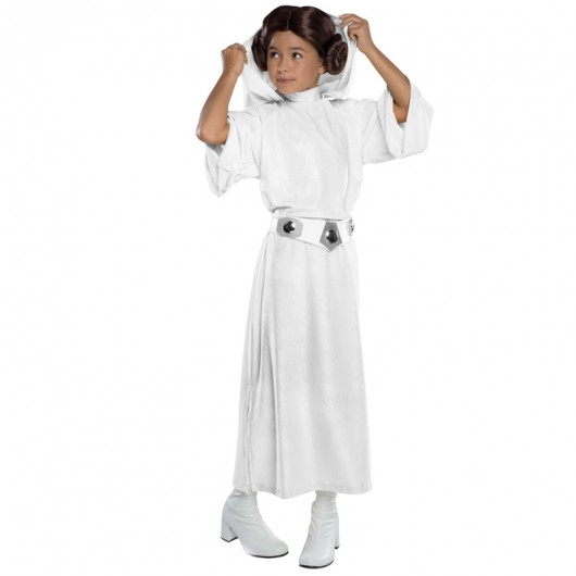Star Wars Prinses Leia kostuum kind