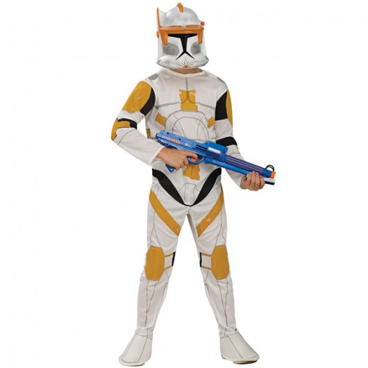 Star Wars Commander Cody kostuum kind