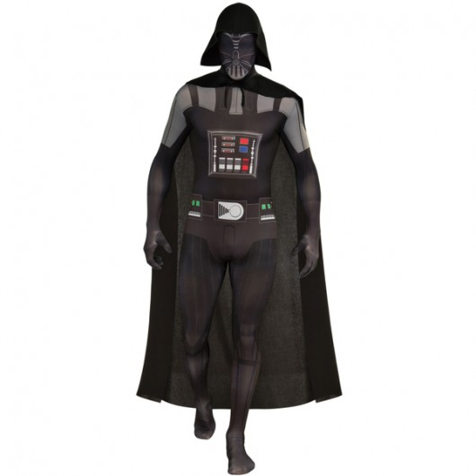 Star Wars Darth Vader Morphsuit