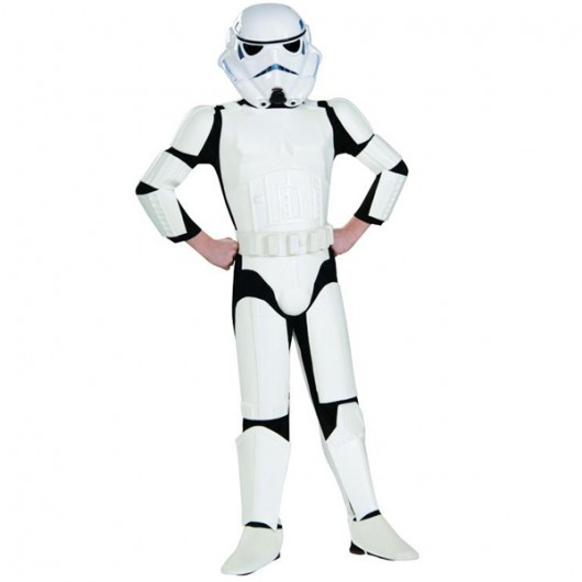 Star Wars Stormtrooper deluxe kostuum kind