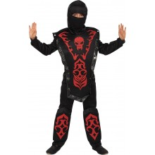 Ninja Fighter verkleedkleding kind