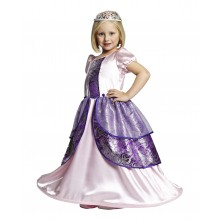 Prinses Bella verkleedkleding kind