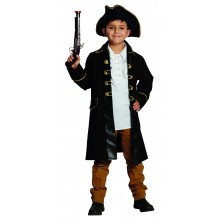 Piratenmantel verkleedkleding kind