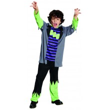 Funky Monster verkleedkleding kind