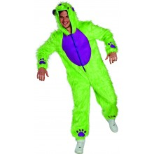 Crazy Bear verkleedkleding heren