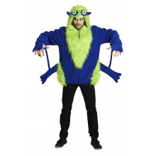 Monster verkleedkleding heren