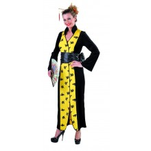 Chinese kimono jurk dames