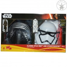 Star Wars Kylo Ren & Stormtrooper box kostuum kind