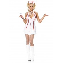 Head Nurse kostuum dames