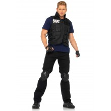 Swat Commander kostuum heren