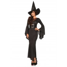 Wickedly Sexy Witch kostuum dames