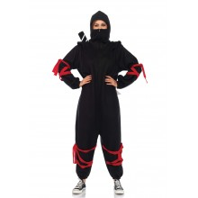 Cozy Ninja Onesie kostuum dames