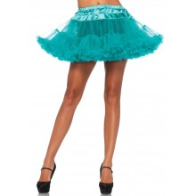 Petticoat luxe teal