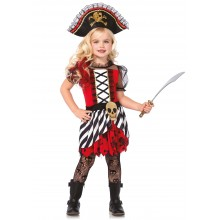 Kids Rogue Pirate Kostuum Kind