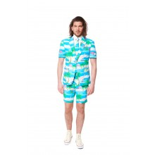 OppoSuits Flaminguy Summersuit