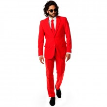 OppoSuits Red Devil