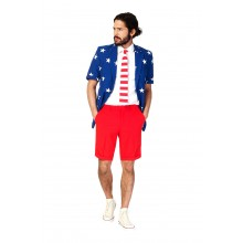 OppoSuits Stars and Stripes Summersuit