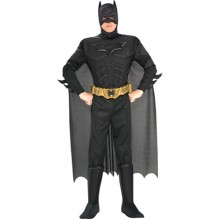 Batman Dark Knight deluxe kostuum heren