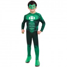 Green Lantern deluxe light up kostuum kind