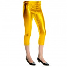 Legging goud dames