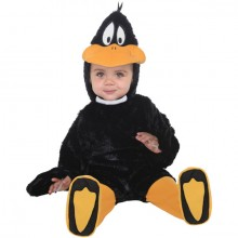 Looney Tunes Daffy Duck kostuum baby