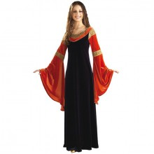 Lord of the Rings Arwen deluxe kostuum dames