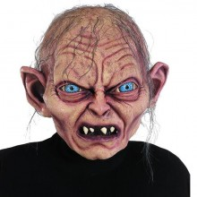 Lord of the Rings Gollum masker