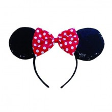Minnie Mouse oren kostuum