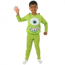 Monsters University Mike deluxe kostuum kind