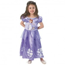 Prinses Sofia the first kostuum kind
