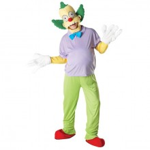 Simpsons Krusty the clown kostuum