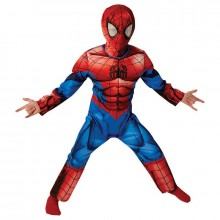 Spiderman Ultimate deluxe kostuum kind
