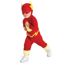 The Flash kostuum baby