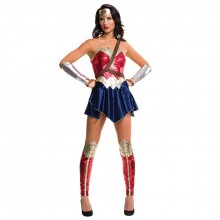 Wonder Woman kostuum dames